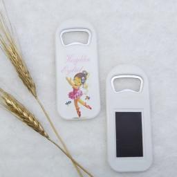 Balerin Baskılı Dikey Açacak Magnet 4,5x10,5 Cm Uv Kız Bebek Magnetleri