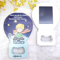 Küçük Prens Bebek Magnetler Balon Açacak HDBL25
