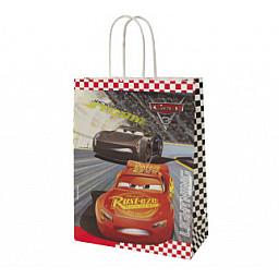 Kağıt parti çantası cars 3 (18*24 cm) pk:12