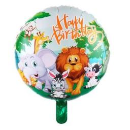 Safari Balon 43 CM Yuvarlak