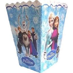 Pop Corn Mısır Kutusu Frozen Elsa