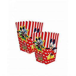 Pop Corn Mısır Kutusu Mickey Mouse