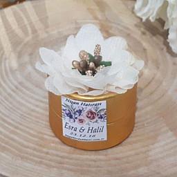 Altın Kutu Söz Nişan Düğün Uygun Fiyatlı Hediyelik