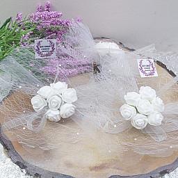 Gelin Çiçeği Modeli Nikah Şekeri