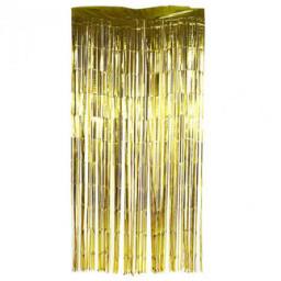Kapı banner simli 1x2 mt altın pk:1
