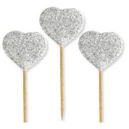Kürdan evadan simli kalp gümüş pk:12