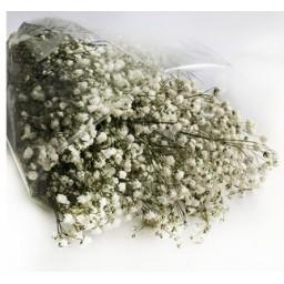 Çiçek doğal cipso pk:50 gr beyaz