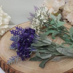 Demet Lavanta Yapay Çiçek